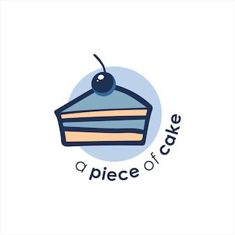 Bäckerei logo craft baked abzeichen vorlage