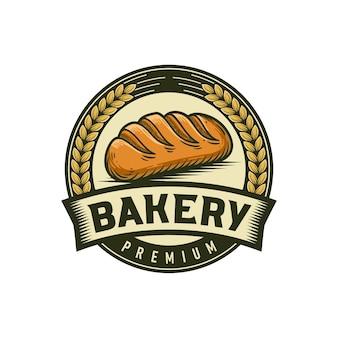 Bäckerei-logo-vorlage