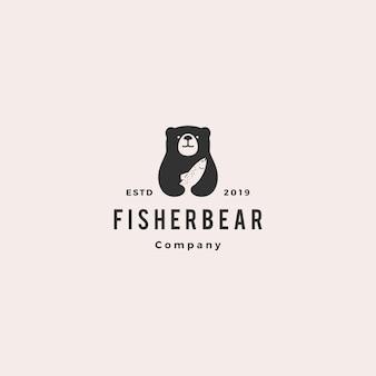 Bärchenfisch lachs logo