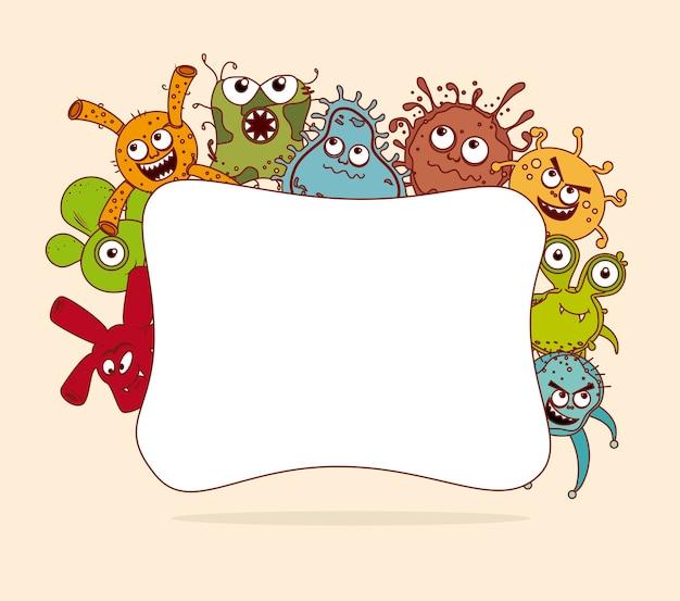 Bakterien design