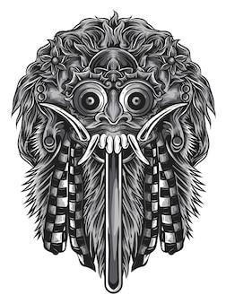 Balinesische barong