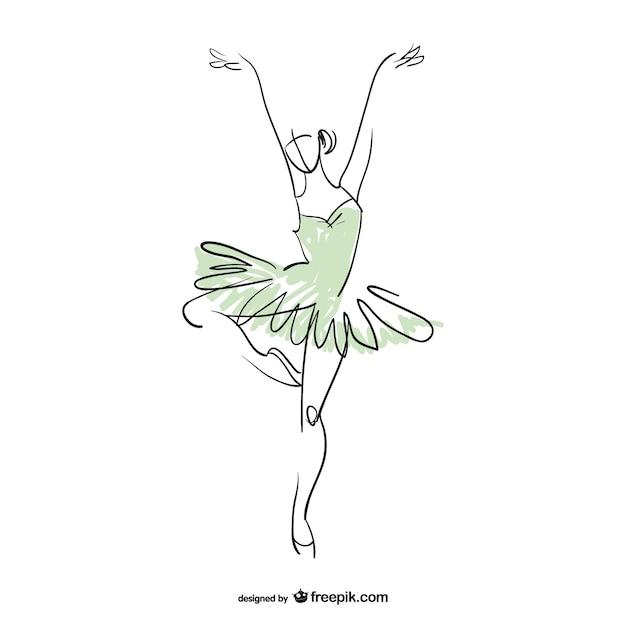Pointe Ballet Vektoren, Fotos und PSD Dateien | kostenloser