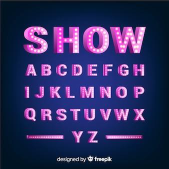 Ballon-alphabet
