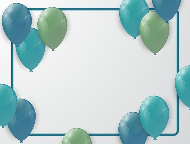 Ballon hintergrund