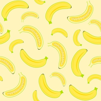 Banane nahtlos