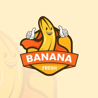 Bananenzeichen-logo