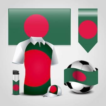 Bangladesh flag design