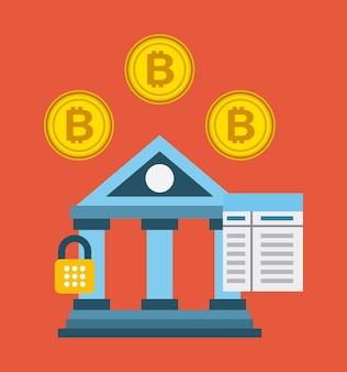 Banking bitcoin sicherheits-passwort-code