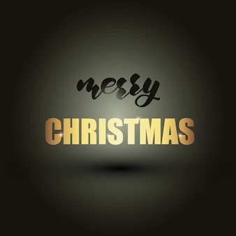Banner-design der frohen weihnachten