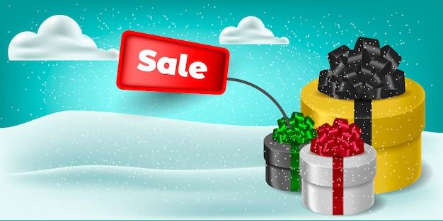 Banner discount geschenke verkauf