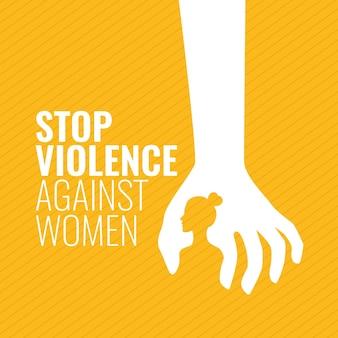 Banner für sexuelle belästigung