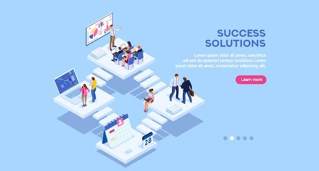 Banner für small office homepage