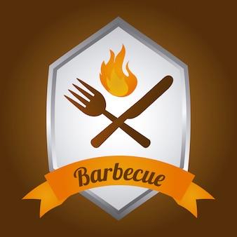 Barbecue-etikett