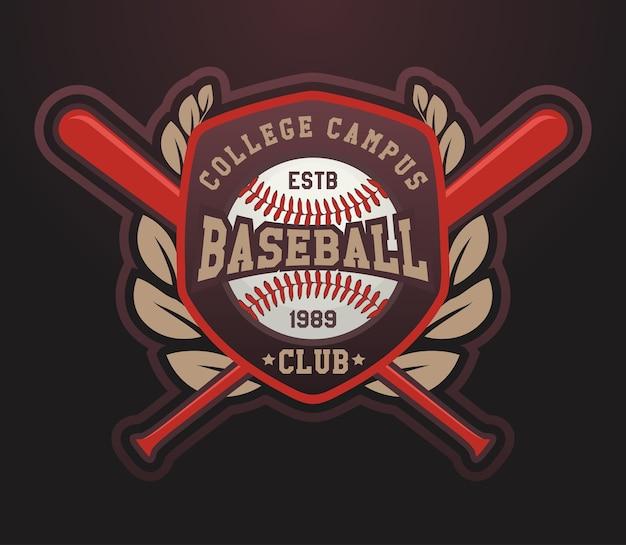 Baseball club abzeichen