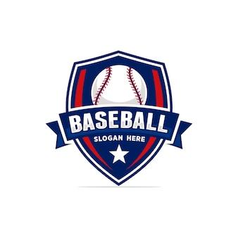 Baseball-logo-vektor