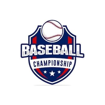 Baseball-meisterschaft-logo