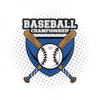 Baseball-spieler-symbol