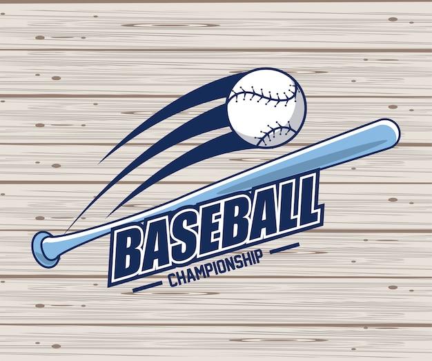 Baseball-sportspiel