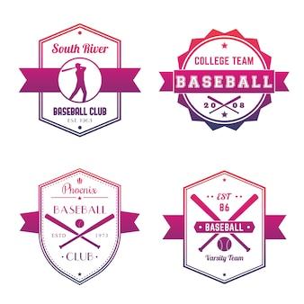 Baseballclub, mannschaftslogo