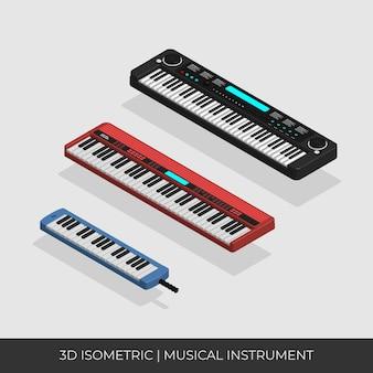 Basierend auf musikinstrumenten eingestellt