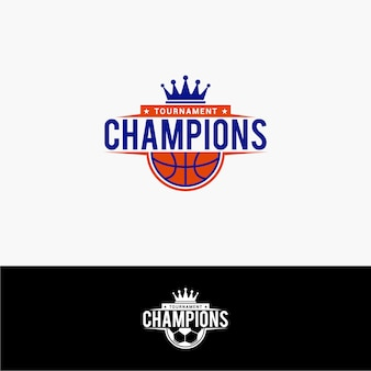 Basketball-champion-logo