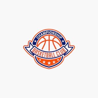 Basketball club abzeichen