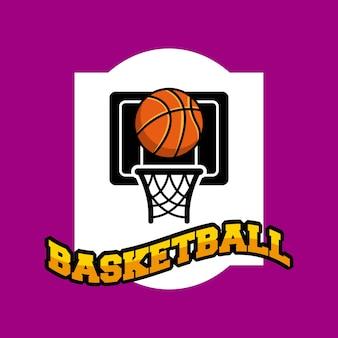 Basketball-liga-emblem klassiker