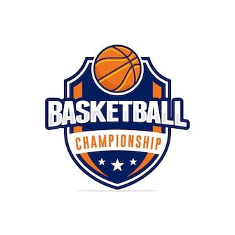Basketball-meisterschaft logo