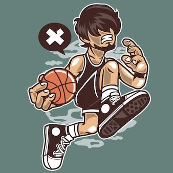 Basketball-spieler