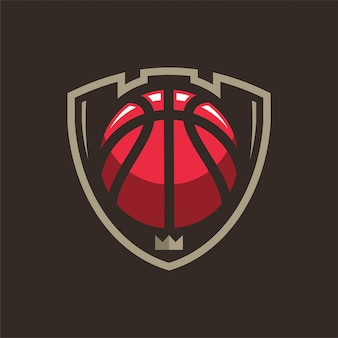 Basketball-sport-logo
