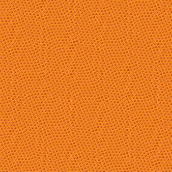 Basketball textur design illustration