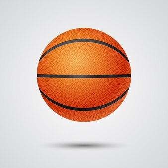 Basketball, vorderansicht