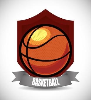 Basketballentwurf