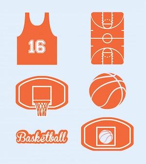 Basketballplakat