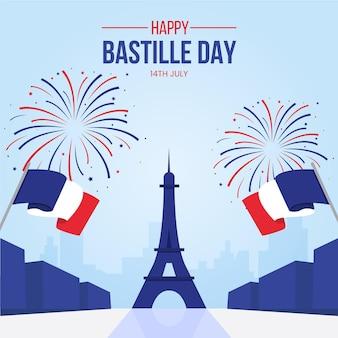 Bastille tagesereignis