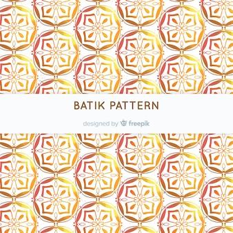 Batik-mustervorlage