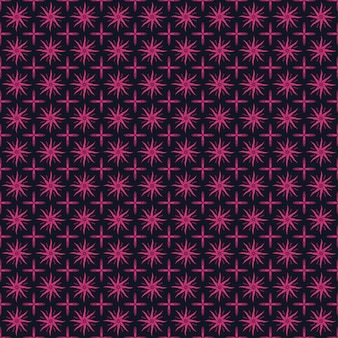 Batik nahtlose muster