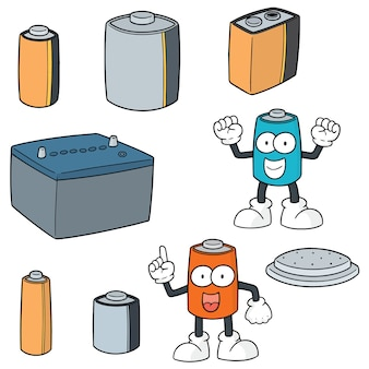 Batterie-set