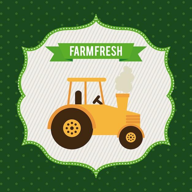 Bauernhof grafikdesign