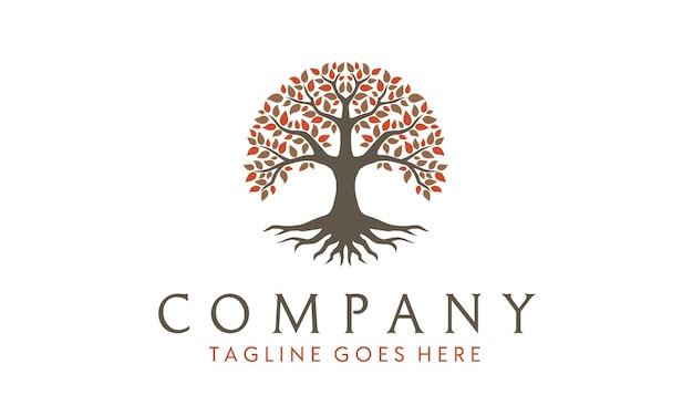 Baum des lebens logo inspiration
