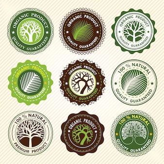Baum label