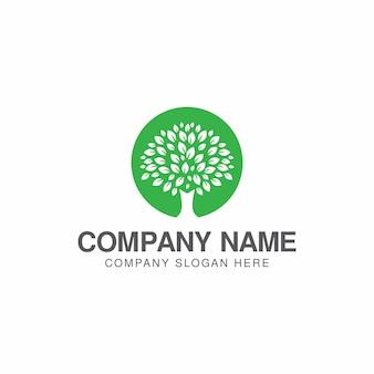 Baum-logo-design-vorlage