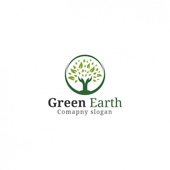 Baum-logo-vorlage
