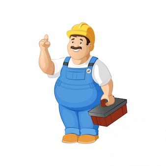 Baumeister oder klempner