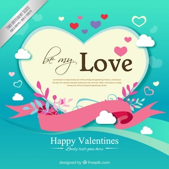 Be my love background