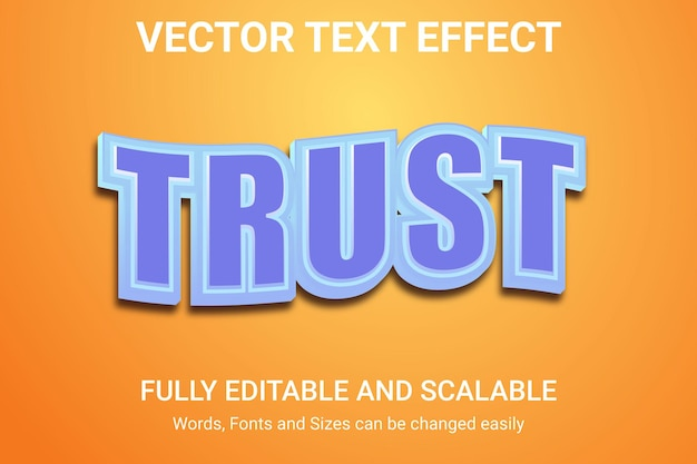Bearbeitbarer texteffekt - flash-textstil