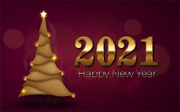 Bearbeitbarer texteffekt, glückliche neujahrsartillustrationen
