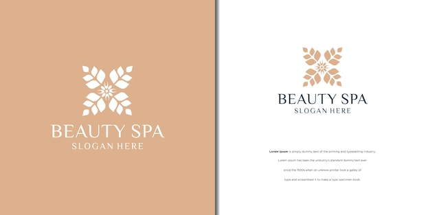 Beauty-blumen-logo-icon-design universelles kreatives premium-symbol elegantes juwel-boutique-zeichen.