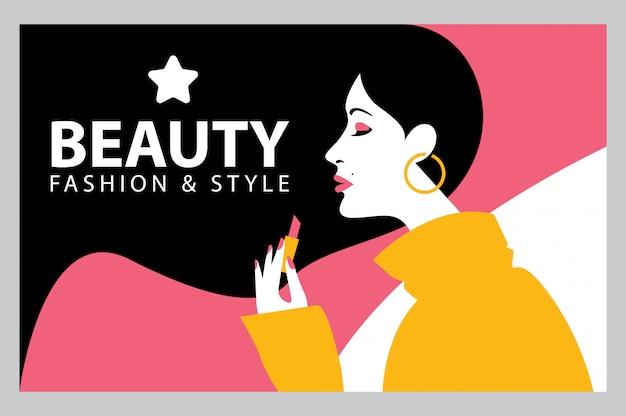 Beauty mode & stil