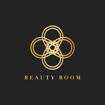 Beauty-Room Branding Logo Abbildung